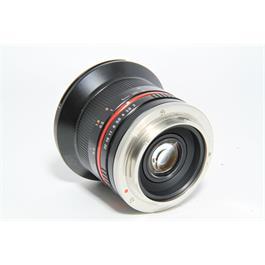 Used Samyang 12mm F/2 Lens Sony E Fit Thumbnail Image 2