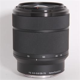 Used Sony 28-70mm f/3.5-5.6 OSS (FE) thumbnail