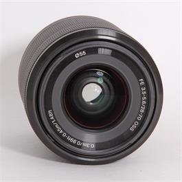 Used Sony 28-70mm f/3.5-5.6 OSS (FE) Thumbnail Image 1