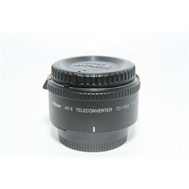 Used Nikon TC-17 II 1.7x Teleconverter thumbnail