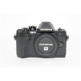 Used Olympus E-M10 III Body Black thumbnail
