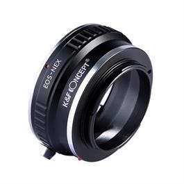 K&F Canon EF Lenses to Sony E Mount Camera Adapter