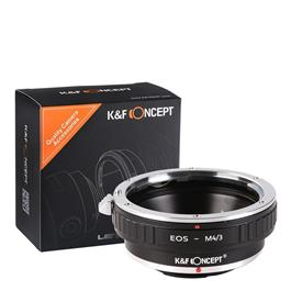 K&F Canon EF Lenses to M43 MFT Mount Camera Adapter
