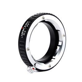 K&F Leica M Lenses to Fuji X Mount Camera Adapter
