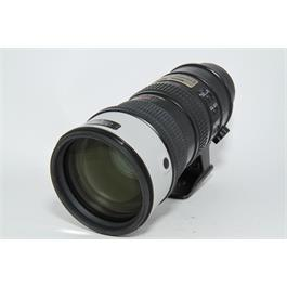 Used Nikon 70-200mm f2.8G VR Lens thumbnail
