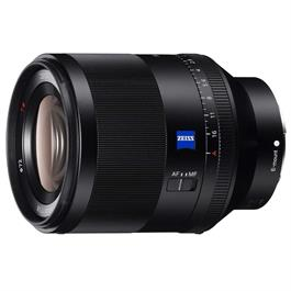 Sony FE series T* Planar 50mm f/1.4 Zeiss ZA Lens Ex Demo thumbnail