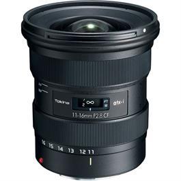 Tokina 11-16mm f/2.8 ATX-i CF Canon EF Mount thumbnail