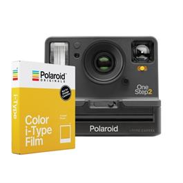Polaroid Originals Polaroid OneStep 2 VF Graphite Kit thumbnail