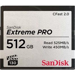 SanDisk Extreme Pro 512GB CFast 2.0 thumbnail