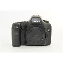 Used Canon 5D Body thumbnail