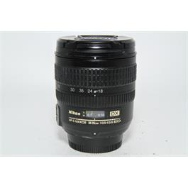 Used Nikon AFS 18-70mm f3.5-5.6 Lens thumbnail