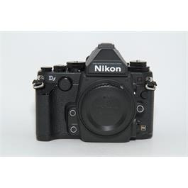 Used Nikon Df Body Black thumbnail