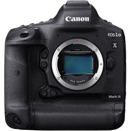 Canon EOS-1D X Mark III DSLR Body thumbnail