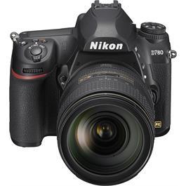Nikon D780 DSLR Camera Body with Nikon AF-S Nikkor 24-120mm f/4G ED VR Zoom Lens Thumbnail Image 5