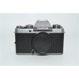 Fujifilm Used Fuji X-T100 Body Silver thumbnail