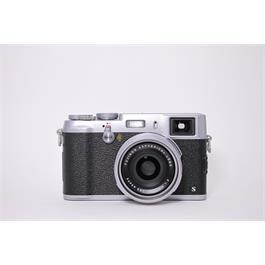 Used Fujifilm X100S body thumbnail