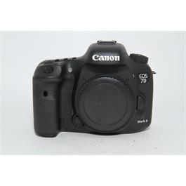 Used Canon 7D Mark II Body thumbnail