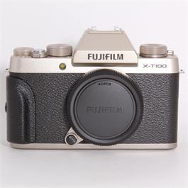 Used Fujifilm X-T100 Body thumbnail