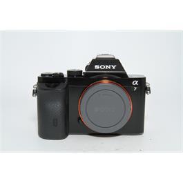 Used Sony A7 Body thumbnail