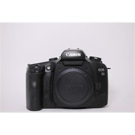 Used Canon EOS 33 35mm film camera body thumbnail