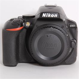 Used Nikon D5600 Body thumbnail