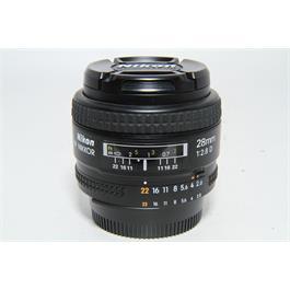 Used Nikon 28mm f2.8D Lens thumbnail