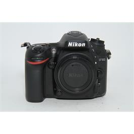 Used Nikon D7100 Body thumbnail