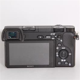 Used Sony a6300 Body Thumbnail Image 1