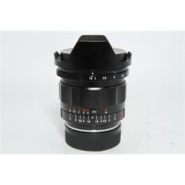 Used Voigtlander 21mm f1.8 Leica M Mount thumbnail
