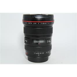 Used Canon 17-40mm f4L USM Lens thumbnail