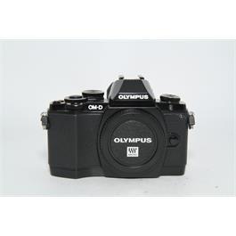Used Olympus E-M10 Body Black thumbnail