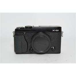 Fujifilm Used Fuji X-E2 Body Black thumbnail