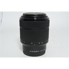 Used Sony FE 28-70mm f3.5-5.6 OSS Lens thumbnail