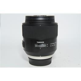 Used Tamron 85mm f1.8 Di VC Nikon Fit thumbnail
