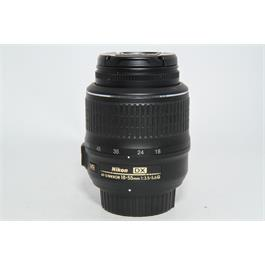 Used Nikon 18-55mm f3.5-5.6G VR Lens thumbnail