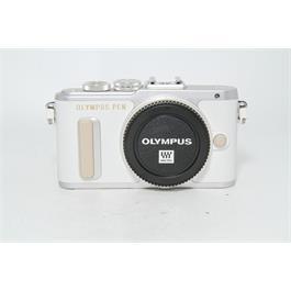 Used Olympus E-PL8 Body White thumbnail