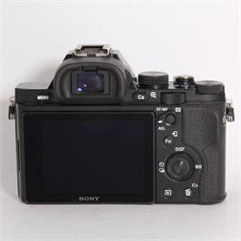Used Sony A7 Body Thumbnail Image 1