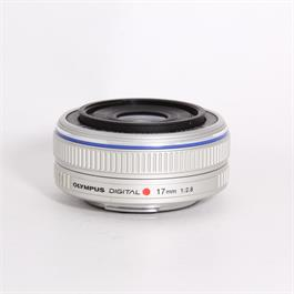 Used Olympus 17mm f/2.8 thumbnail