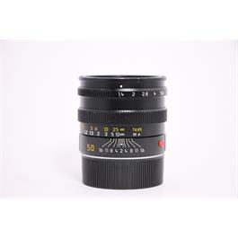 Used Leica 50mm Summilux-M F/1.4 ASPH thumbnail