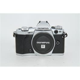 Used Olympus OM-D E-M5 II Body Silver thumbnail