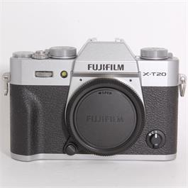 Fujifilm Used Fuji X-T20 Body thumbnail