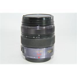 Used Panasonic 12-35mm f2.8 OIS Lens thumbnail