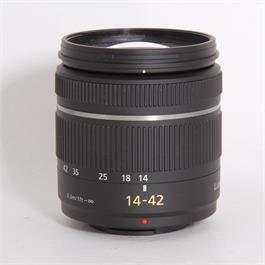 Used Panasonic 14-42mm f/3.5-5.6 Mega OIS thumbnail