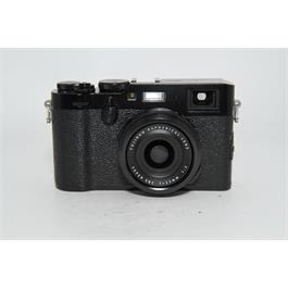 Fujifilm Used Fuji X100F Compact Camera Black thumbnail