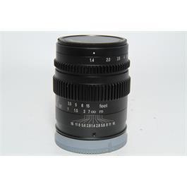 Used SLR Magic 35mm T1.4 FE Mount Lens thumbnail