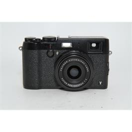 Fujifilm Used Fuji X100T Compact Camera Black thumbnail