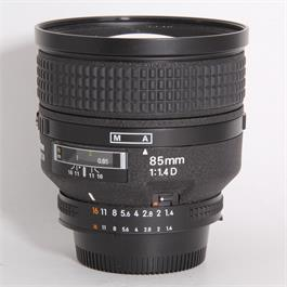 Used Nikon 85mm f/1.4D thumbnail