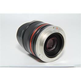 Used Samyang 8mm F2.8 Fisheye II Sony E Thumbnail Image 2