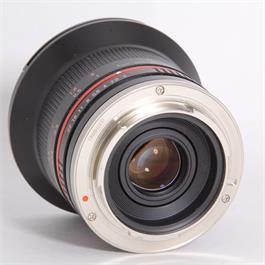 Used Samyang 12mm f/2 - Sony-E Thumbnail Image 2