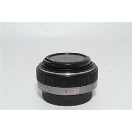 Used Panasonic 20mm F/1.7 ASPH thumbnail